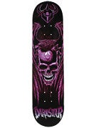 Darkstar Entrance Eagle Purple Deck  7.9 x 31.4