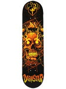 Darkstar Entrance Eyes Yellow Deck  7.75 x 31.2