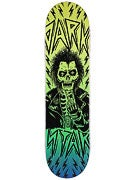 Darkstar Electric Yellow Deck  8.0 x 31.6