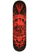 Darkstar PLG Shrine Red/Black Deck  8.38 x 31.8
