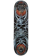 Darkstar Roots Orange Deck  8.25 x 31.7