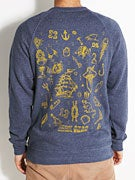 Dark Seas Seasick Crew Sweatshirt