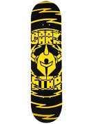 Darkstar Shock Yellow Deck  8 x 31.6
