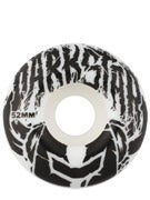 Darkstar Stack Price Knight White/Black Wheels
