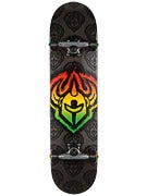 Darkstar Brush Rasta Complete 7.6 x 31.25
