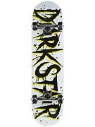 Darkstar Wrecked Black/White Complete  7.8 x 31