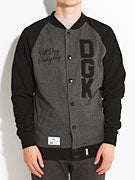 DGK Alpha Varsity Fleece Jacket