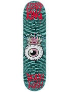 Deathwish Lizard King Crowned Eye Deck  7.75 x 31