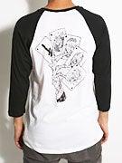 Deathwish Death Hands Baseball Premium T-Shirt