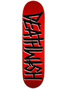 Deathwish Deathspray Metallic Red/Blk Deck  8.0 x 31.5