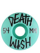 Deathwish Deathspray Teal/Black Wheels