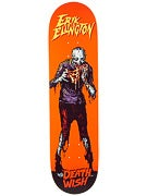 Deathwish Ellington Dead Pizza Deck  8.125 x 31.5