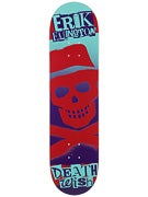 Deathwish Ellington Ransom Red/Teal/Purp Deck 8.12x31.5