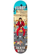 Deathwish Furby Walk Of Fame Deck  8.125 x 31.5