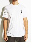 Deathwish Gang Logo Burnout Premium T-Shirt