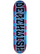 Deathwish Great Death Cloud Blue/Pink Deck  8.0 x 31.5
