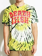 Deathwish Great Death Tie Dye T-Shirt