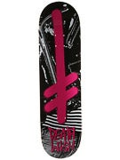 Deathwish Gang Logo NYC Punks Deck  8.475 x 31.875