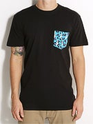 Deathwish Gang Logo Pocket T-Shirt