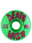Deathwish Tunnel Vision Green/Pink Wheels