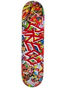 Deathwish Greco Gang Name Candy Man Deck  8.125 x 31.5