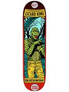 Deathwish Lizard King Freak Show Deck  8.25 x 32
