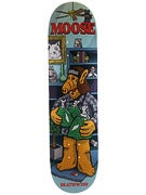 Deathwish Moose Low Life Form Deck  8.125 x 31.5