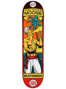 Deathwish Moose Freak Show Deck  7.875 x 31