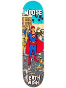 Deathwish Moose Walk Of Fame Deck  7.875 x 31.5