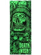 Deathwish Ruins Stickers Green