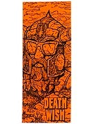 Deathwish Ruins Stickers Orange