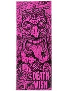 Deathwish Ruins Stickers Purple