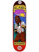 Deathwish Slash Freak Show Deck  8.38 x 32