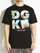 DGK Wish You Were Here T-Shirt