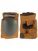 Destroyer Amateur Knee Pads  Brown