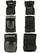 Destroyer Grom Pack Pad Set  Black