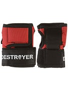 Destroyer Palm Guards Red
