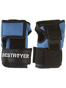 Destroyer Wrist Guards  Blue