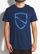 Eswic Script Shield T-Shirt