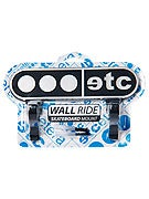 Etcetera Wall Ride Board Mount  Black