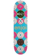 Enjoi Foster Donuts Impact Deck 8.1 x 31.8