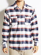 Enjoi Glad Plaid L/S Woven Shirt