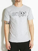 Enjoi Headvetica T-Shirt