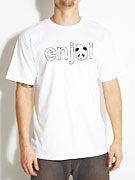 Enjoi Headvetica T-Shirt