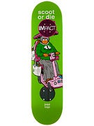 Enjoi Rojo Scooter Deck  8.0 x 31.6