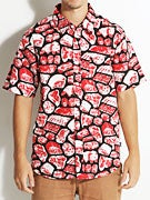 Enjoi Meat My Mom S/S Woven Shirt