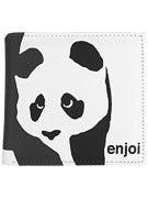 Enjoi Panda Wallet White/Black