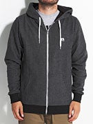 Enjoi Panda Patch Herringbone Hoodzip