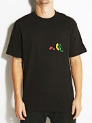 Enjoi Rasta Panda Pocket T-Shirt