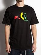 Enjoi Rasta Panda T-Shirt